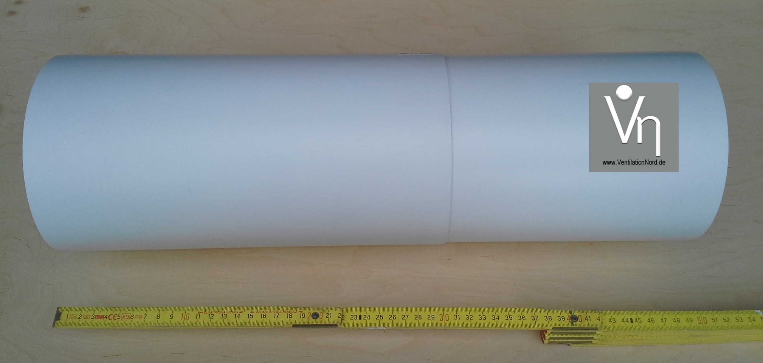 teleskoprohr verl ngerung f r wandst rken 500 bis 750 mm mauerkasten. Black Bedroom Furniture Sets. Home Design Ideas