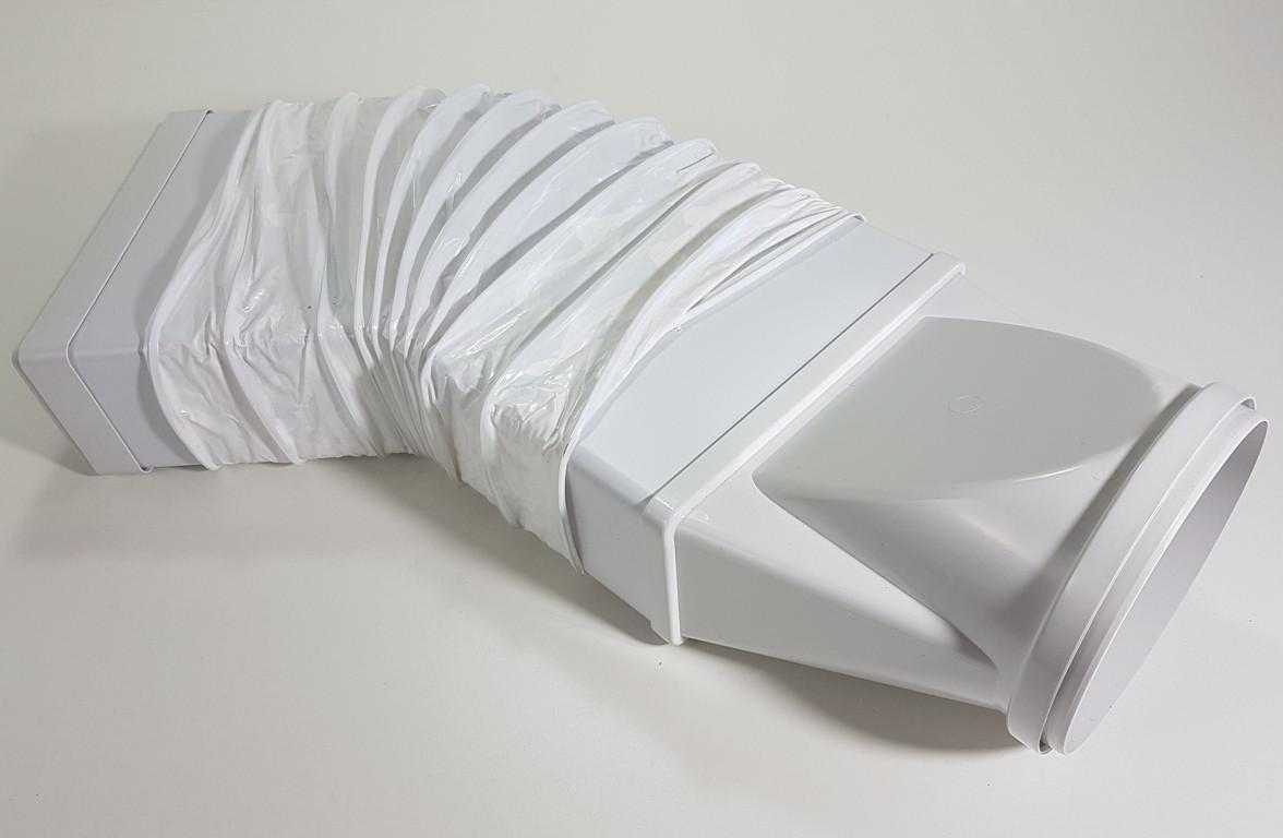 KÜAFlex220x90x150 Flachkanal 220 90 150 flexibel