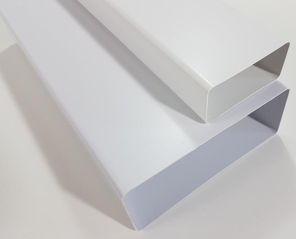 Flachkanal Dunstabzug Mauerkasten Kunststoff