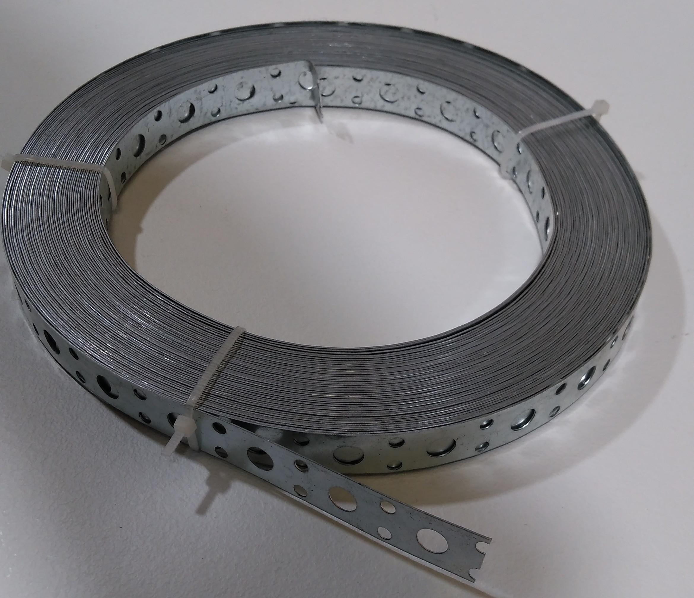 Lochband Stahl verzinkt