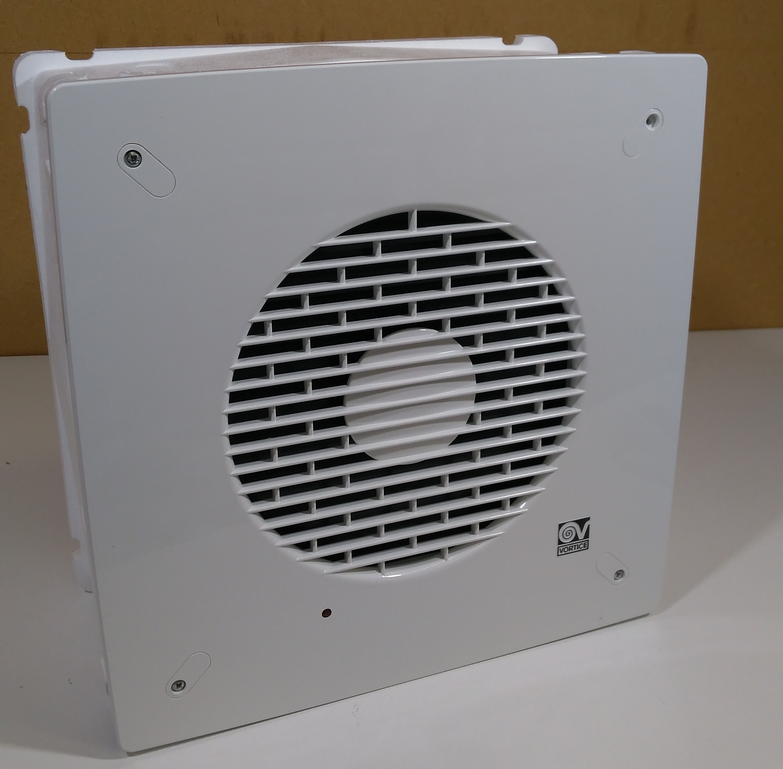 Ventilator Vario Automatik Fenster- Wandeinbau
