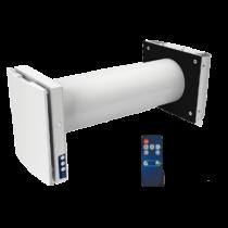 Blauberg VENTO Expert DUO A30-1 W V.2 dezentrales Lüftungsgerät mit WRG für Feuchträume WLAN