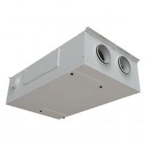 Blauberg Komfort Roto EC DE 250 L S21 zentrales Wohnraumlüftungsgerät mit Rotationswärmetauscher