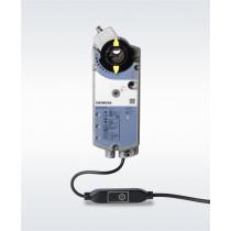 Luftklappen-Drehantriebe, 7 VA, Modbus RTU, 18 Nm, Federrücklauf 90/15 s