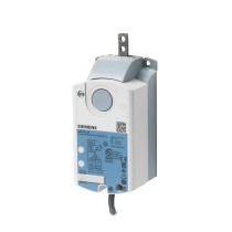 Luftklappen-Linearantrieb, AC 24 V, DC 0...10 V, 125 N, 150 s