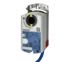 Luftklappen-Drehantrieb, AC 24 V, 5 Nm mit Modbus RTU-Kommunikation