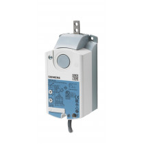 Luftklappen-Linearantrieb, AC 24 V, DC 0…35 V einstellbar, 125 N, 150 s, Potentiometer