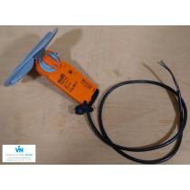 Belimo CMD Klappenbstellantrieb mit Klappenblatt Belimo CMD actuator with damper blade
