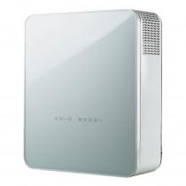 Blauberg Freshbox E1-100 WiFi dezentrales Lüftungsgerät mit Wärmerückgewinnung und Nachheizregister