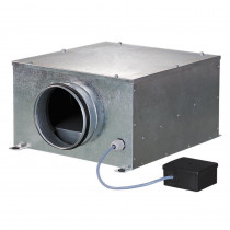 Blauberg Iso-B 100 schallgedämmter Ventilator