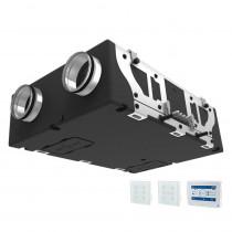 Blauberg Komfort EC D5B180-E S21 zentrales Wohnraumlüftungsgerät mit Enthalpiewärmetauscher