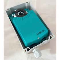 Joventa Schutzgehäuse für Klappenstellantriebe für STANDARD und SPECIAL 8.. 32 Nm