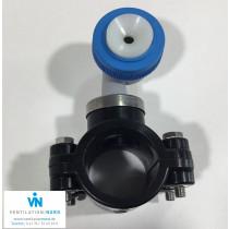 Anbohrschelle Luftwäscher Düse Luftbefeuchter Umlaufsprühbefeuchter