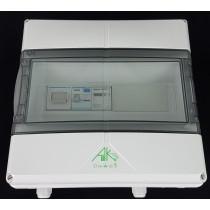 UV Tauchstrahler Sterilsystems für Entkeimung von Umlaufwasser in Luftwäschern Anschlusskasten