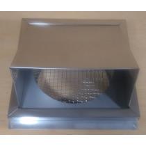 Wetterschutz-gitter NW160, 180, 200 aus Edelstahl