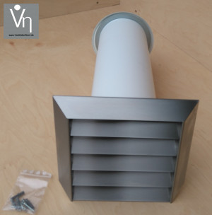 t Mauerkasten Heizung raumluft Abhängig natürliche Lüftung ohne Ventilator St